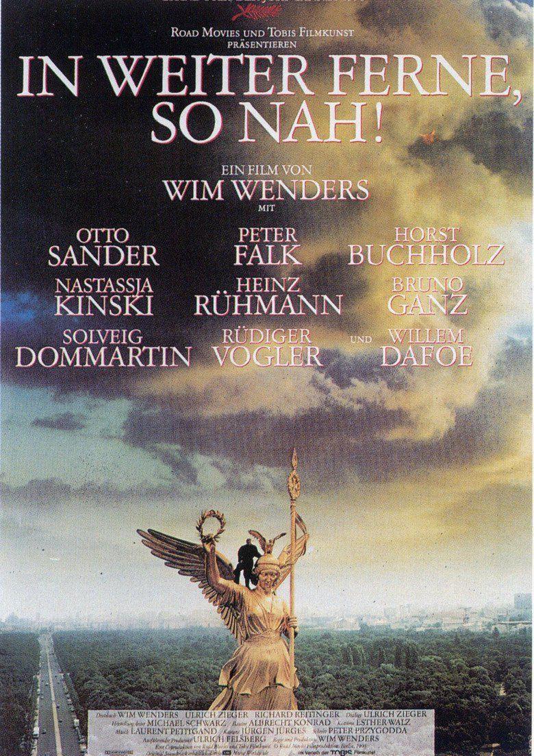 Faraway, So Close! movie poster