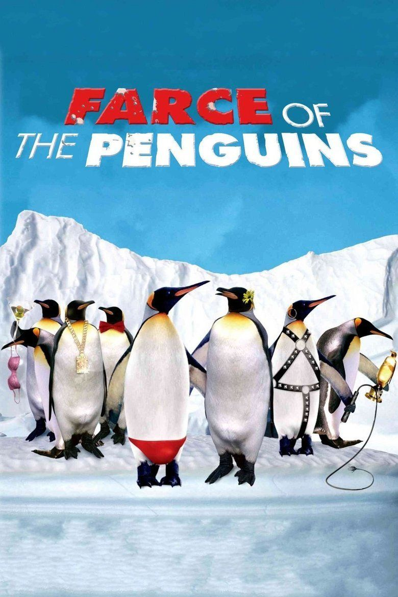 Farce of the Penguins movie poster