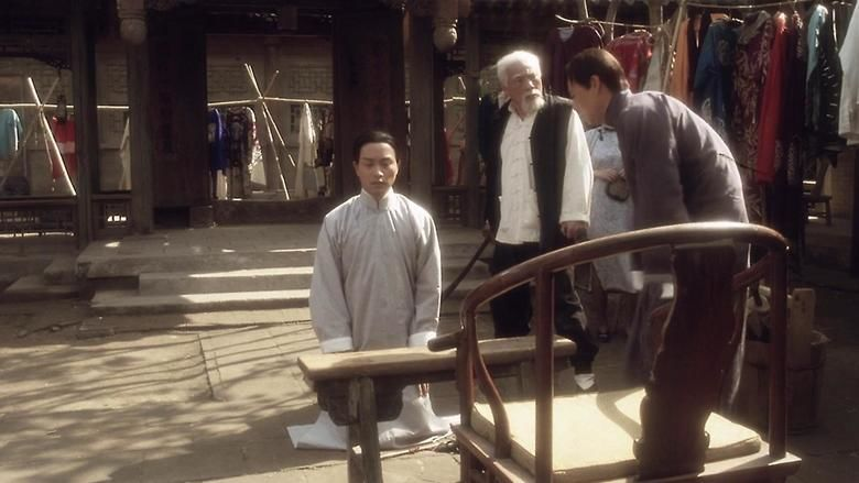 Farewell My Concubine (film) movie scenes