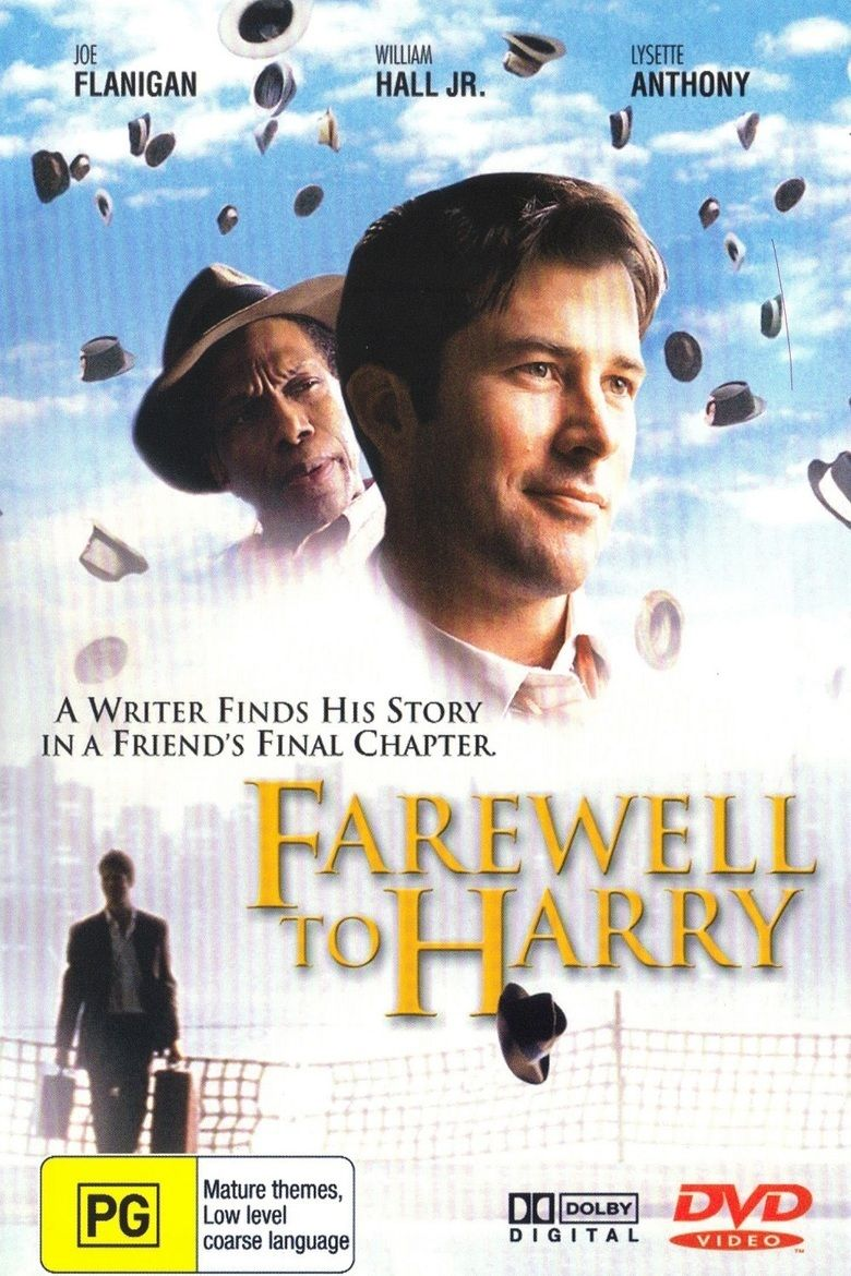 Farewell to Harry movie poster