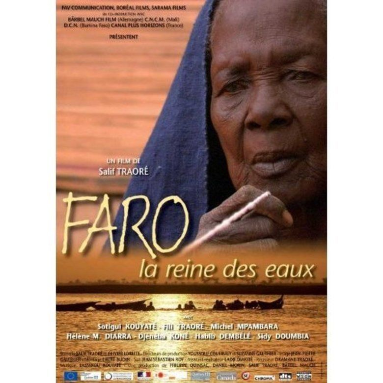 Faro, Goddess of the Waters movie poster