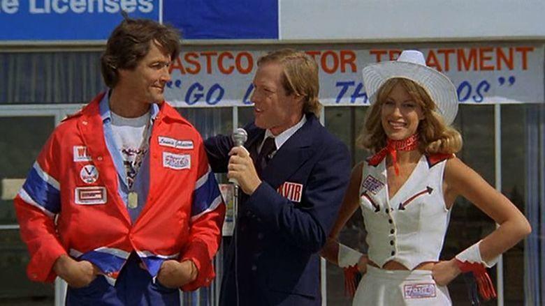 Fast Company (1979 film) movie scenes