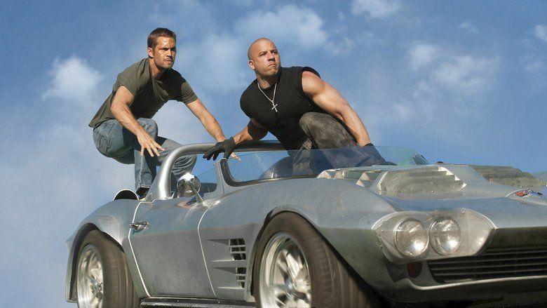 Fast Five movie scenes