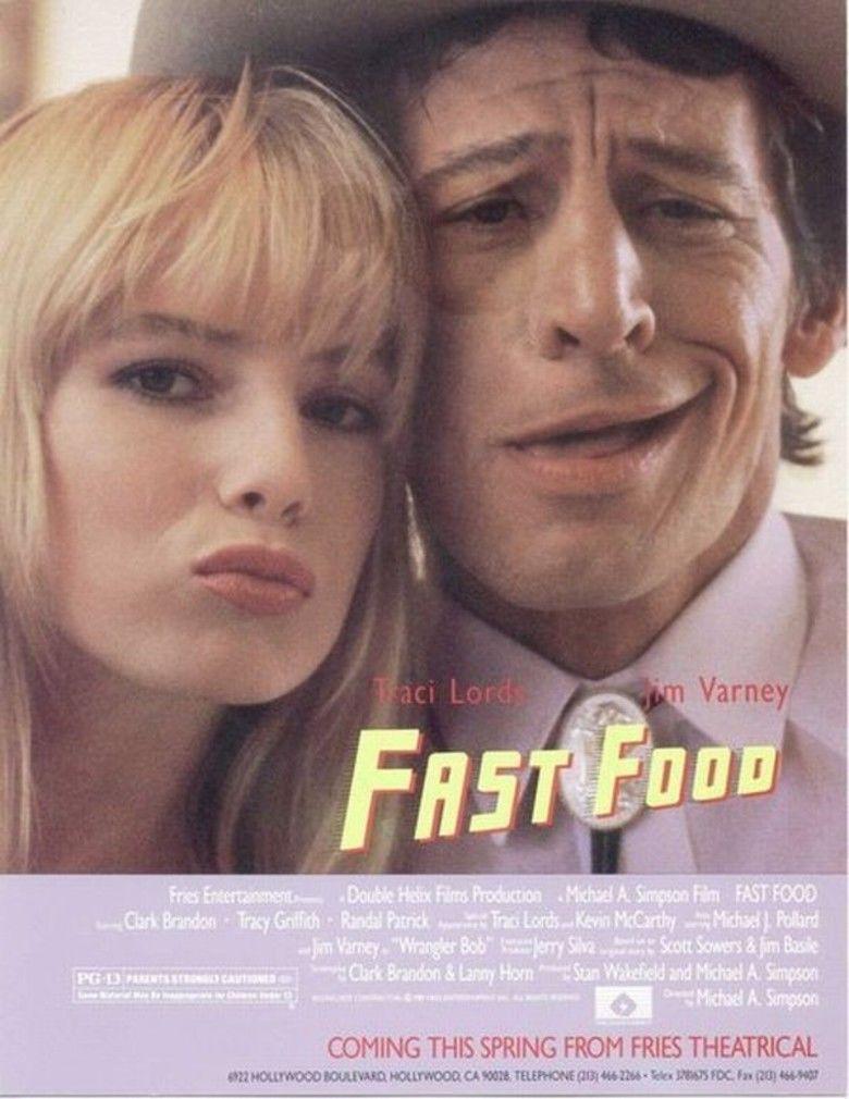Fast Food (film) movie poster