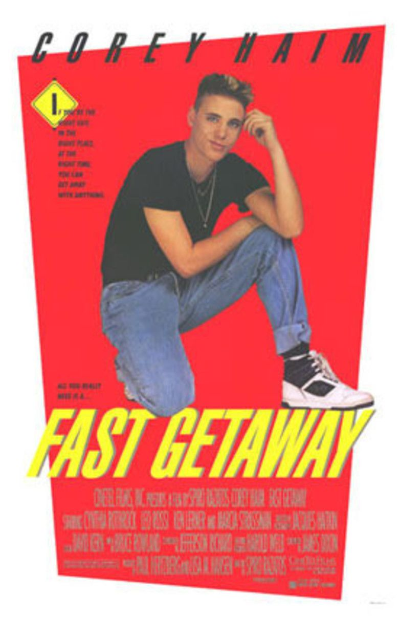 Fast Getaway movie poster