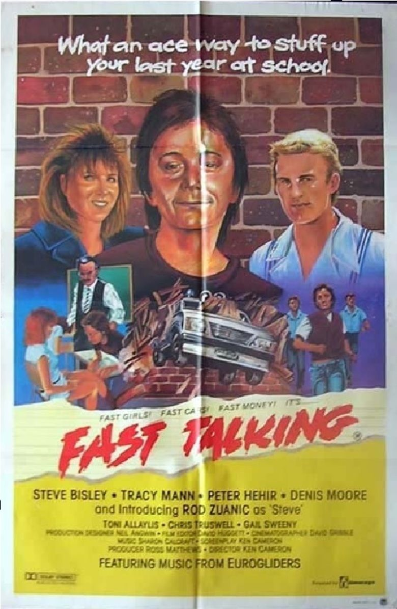 Fast Talking movie poster