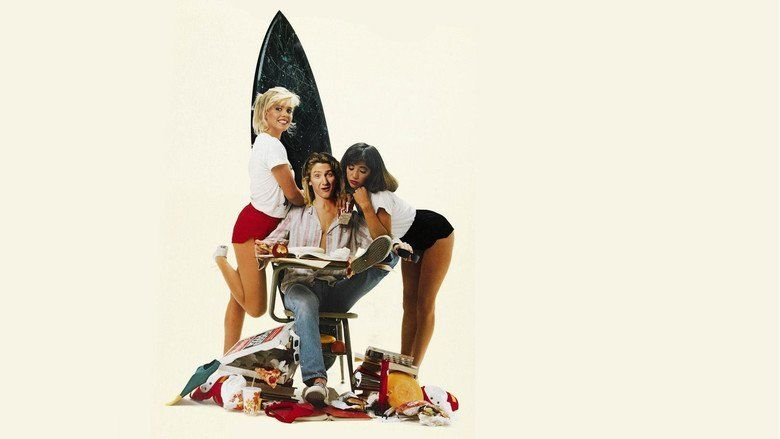 Fast Times at Ridgemont High movie scenes