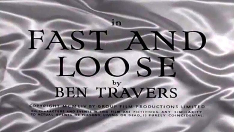 Fast and Loose (1954 film) movie scenes