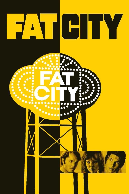 Fat City (film) movie poster