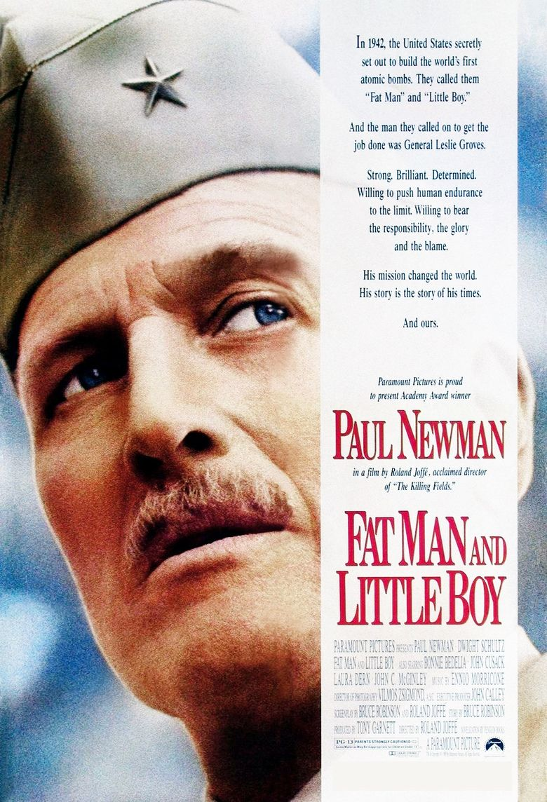 Fat Man and Little Boy movie poster