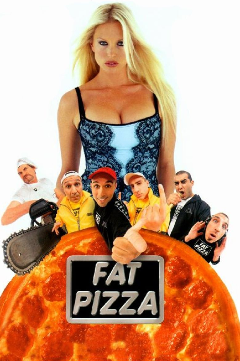 Fat Pizza movie poster