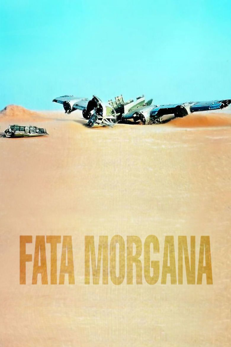 Fata Morgana (1971 film) movie poster