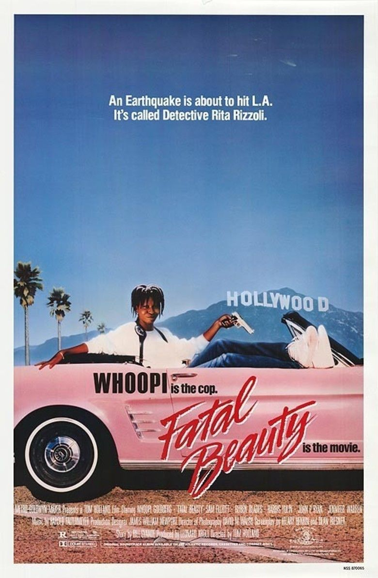 Fatal Beauty movie poster