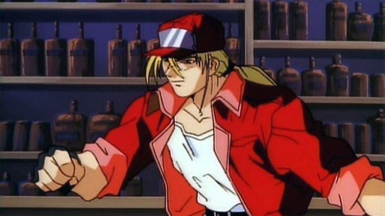 Fatal Fury: Legend of the Hungry Wolf movie scenes