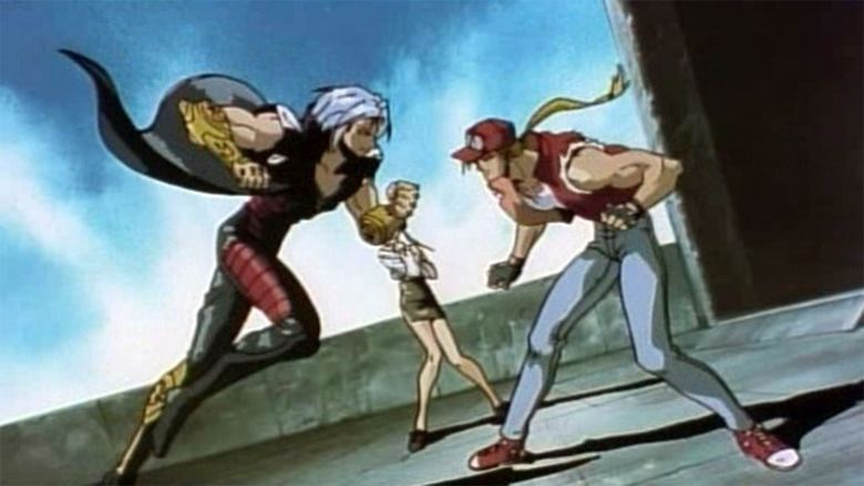 Fatal Fury: The Motion Picture movie scenes