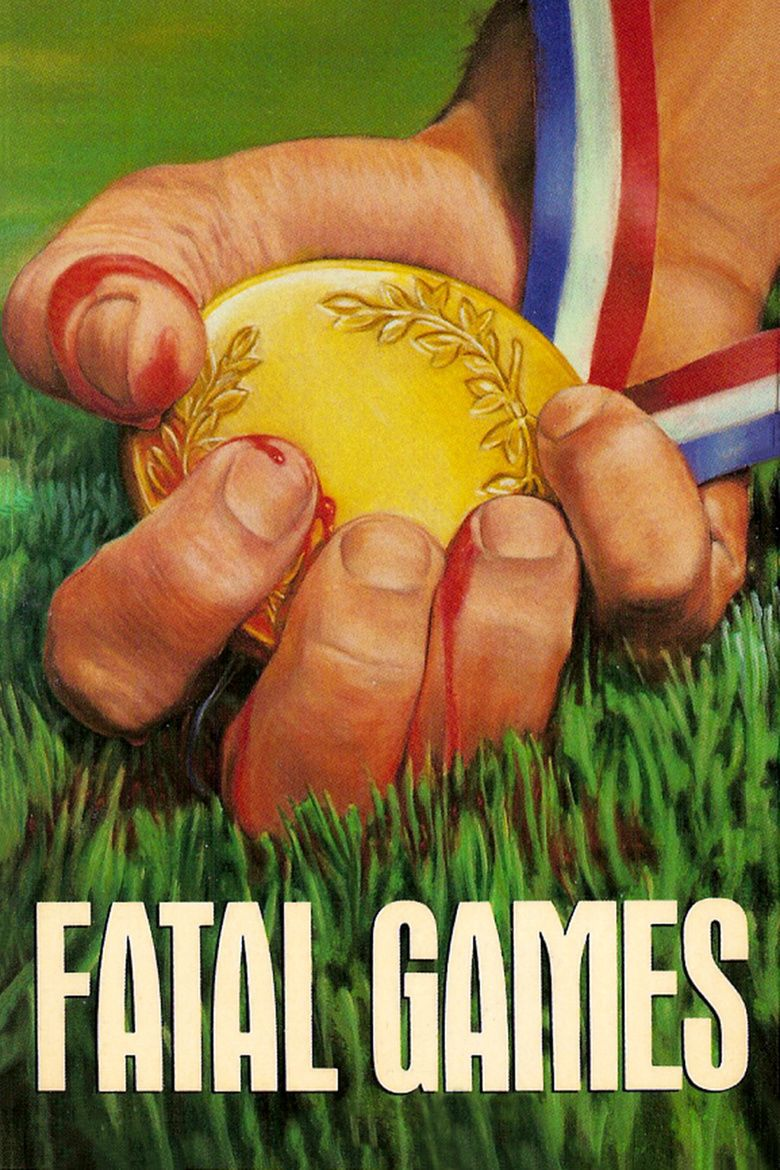 Fatal Games movie poster