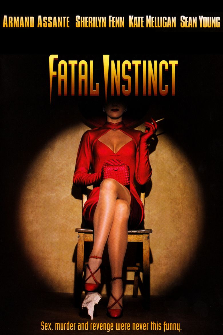 Fatal Instinct movie poster