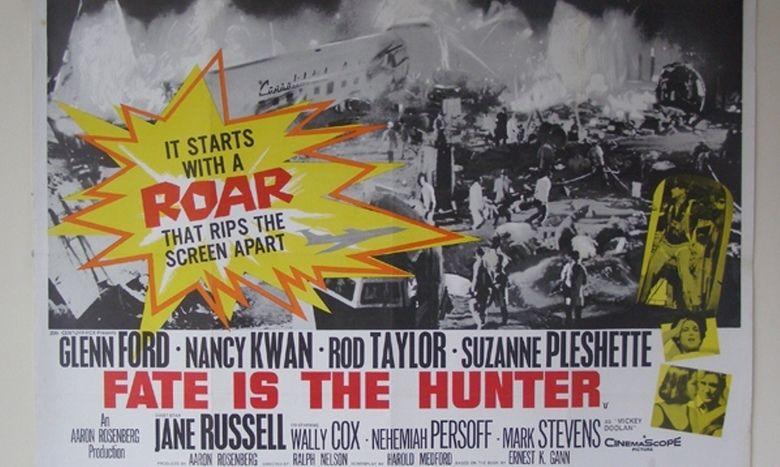 Fate Is the Hunter (film) movie scenes