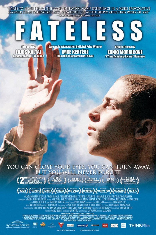 Fateless (film) movie poster