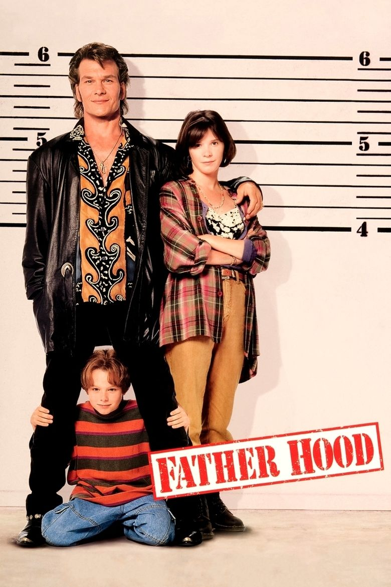 Father Hood movie poster