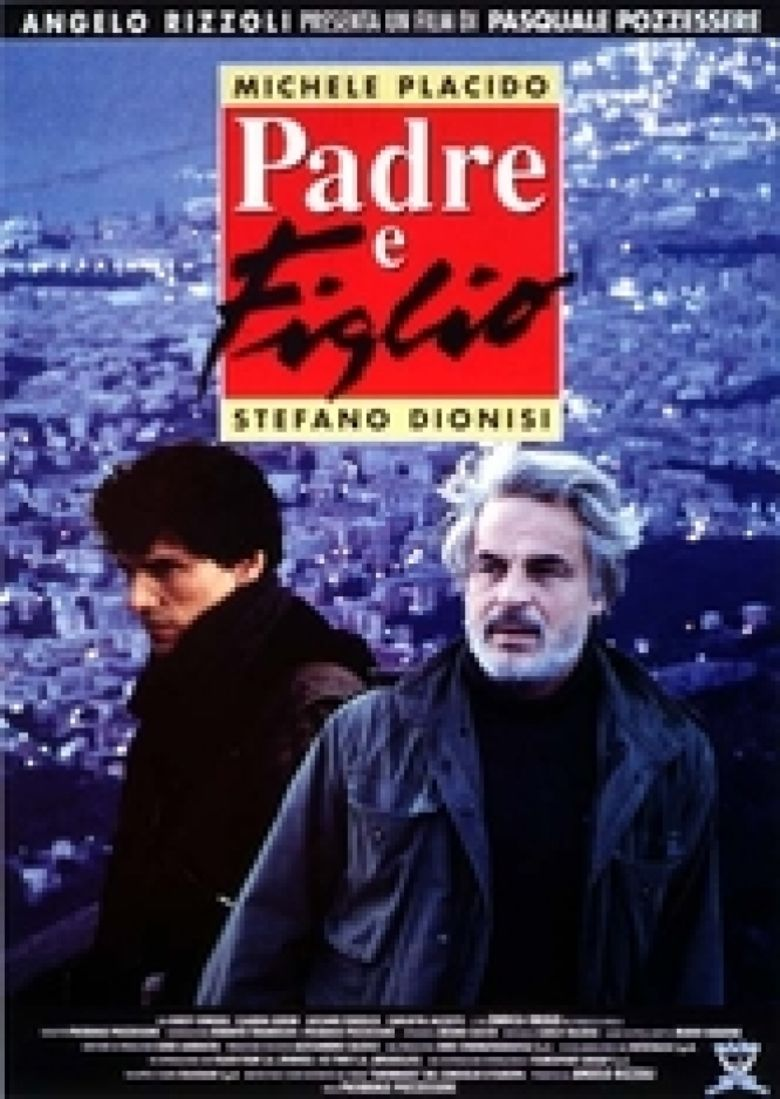 Father and Son (1994 film) movie poster