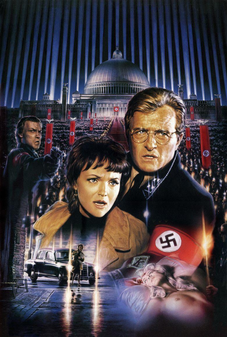 Fatherland (1994 film) movie poster