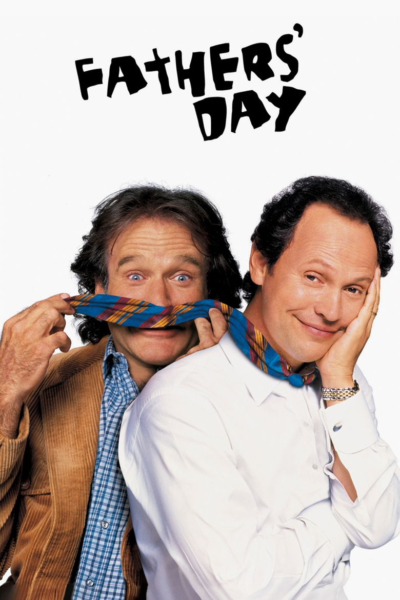 Fathers Day (film) movie poster