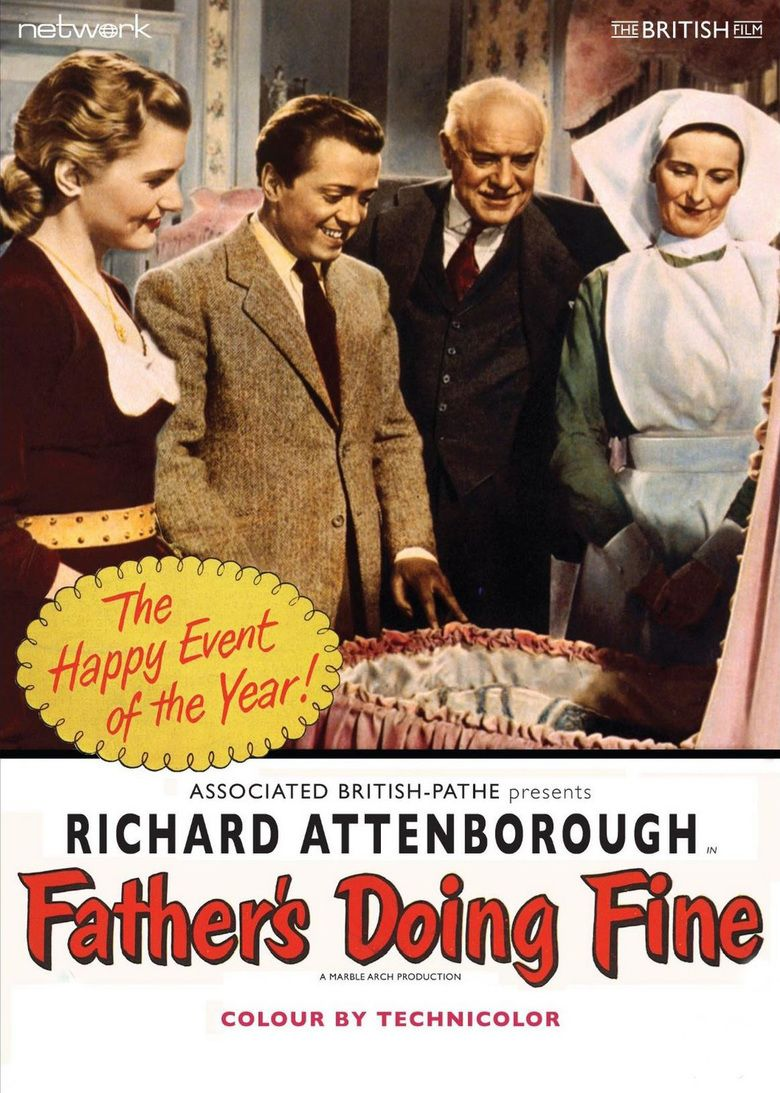 Fathers Doing Fine movie poster