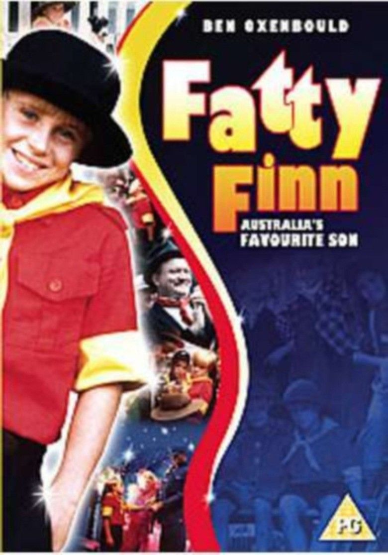 Fatty Finn (film) movie poster