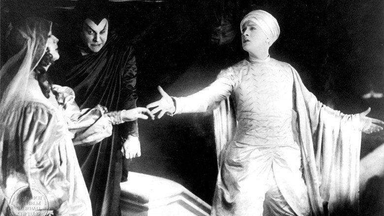 Faust (1926 film) movie scenes