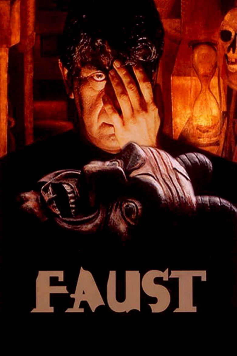 Faust (1994 film) movie poster