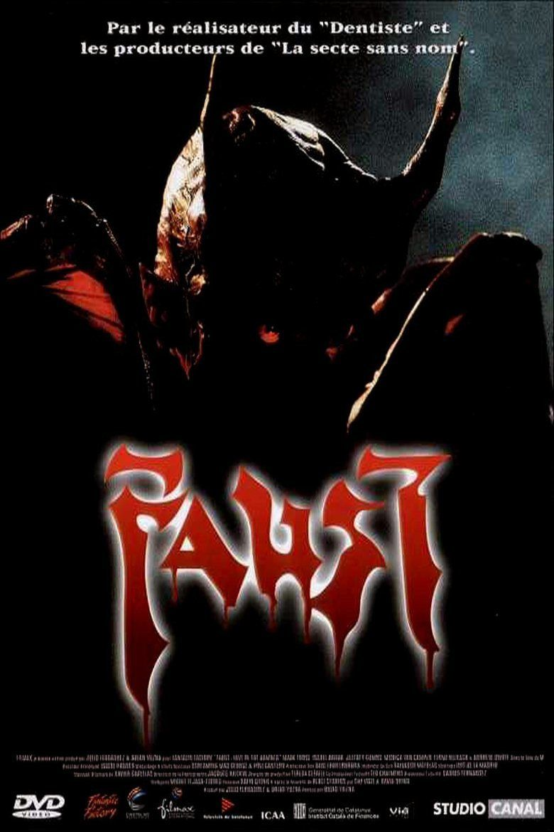 Faust: Love of the Damned movie poster