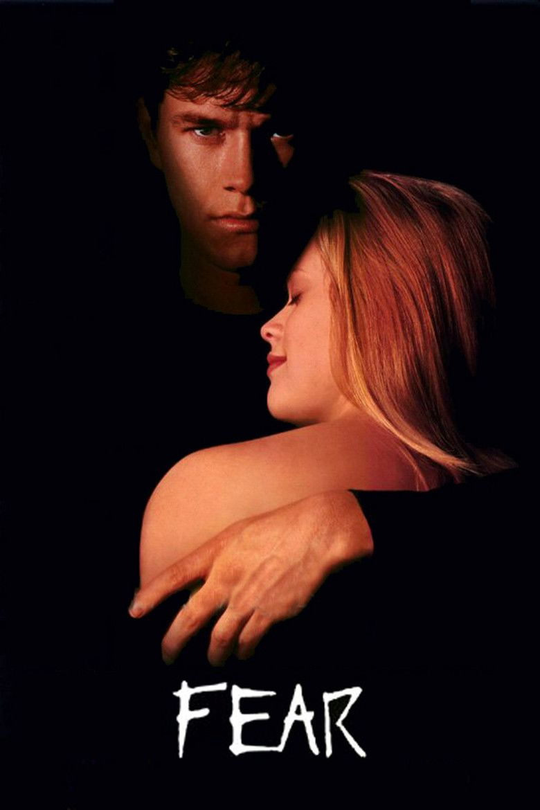 Fear (1996 film) movie poster