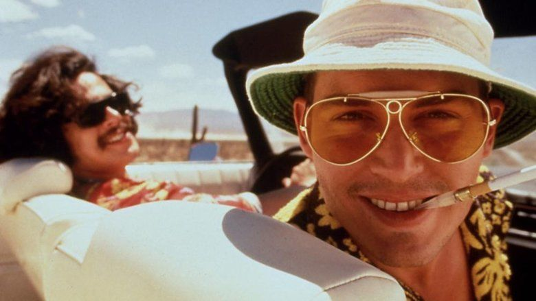 Fear and Loathing in Las Vegas (film) movie scenes