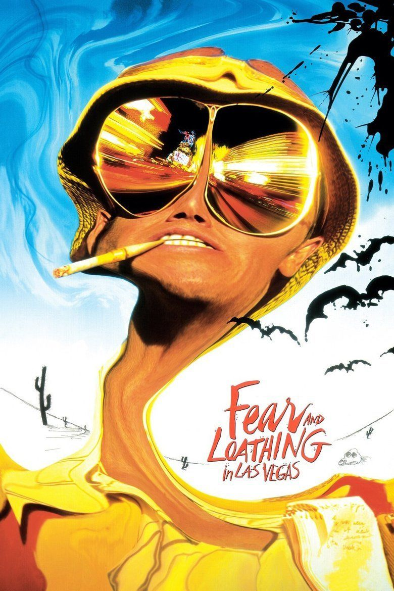Fear and Loathing in Las Vegas (film) movie poster