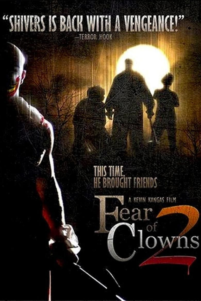 Fear of Clowns 2 movie poster