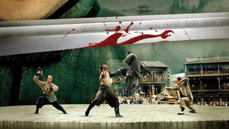 Fearless (2006 film) movie scenes