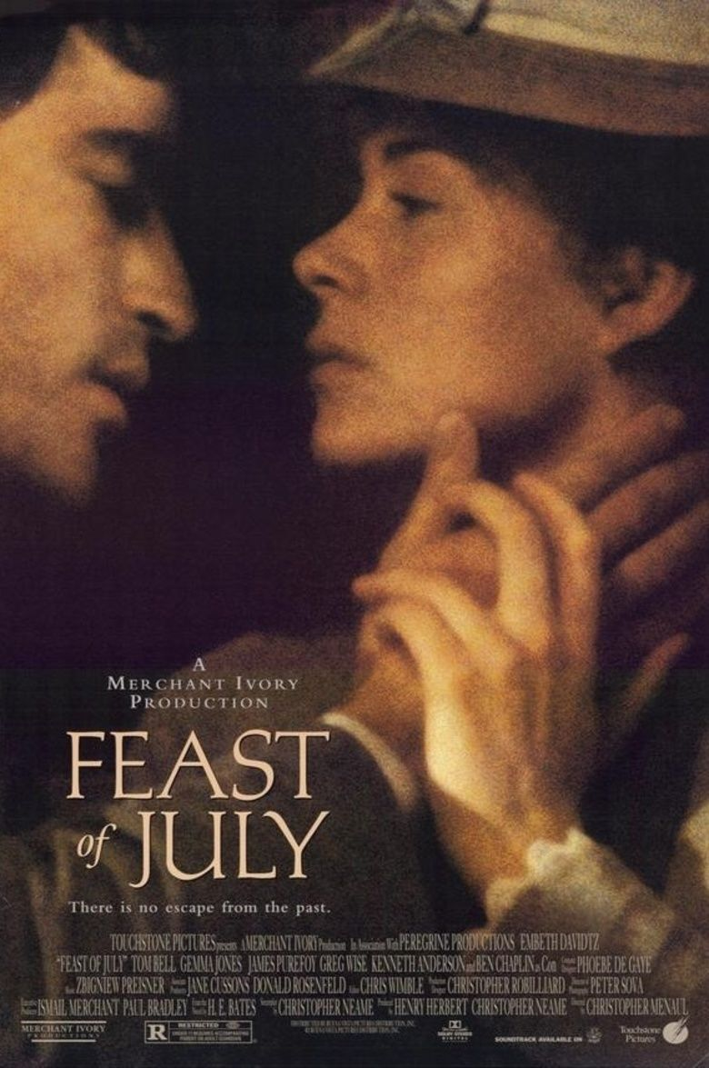 Feast of July movie poster