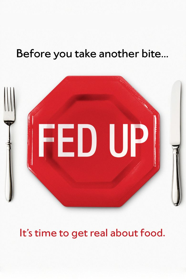 Fed Up (film) movie poster