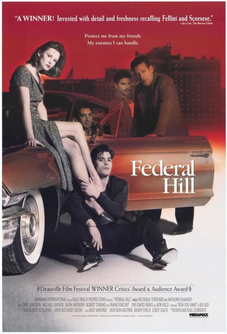 Federal Hill (film) movie poster