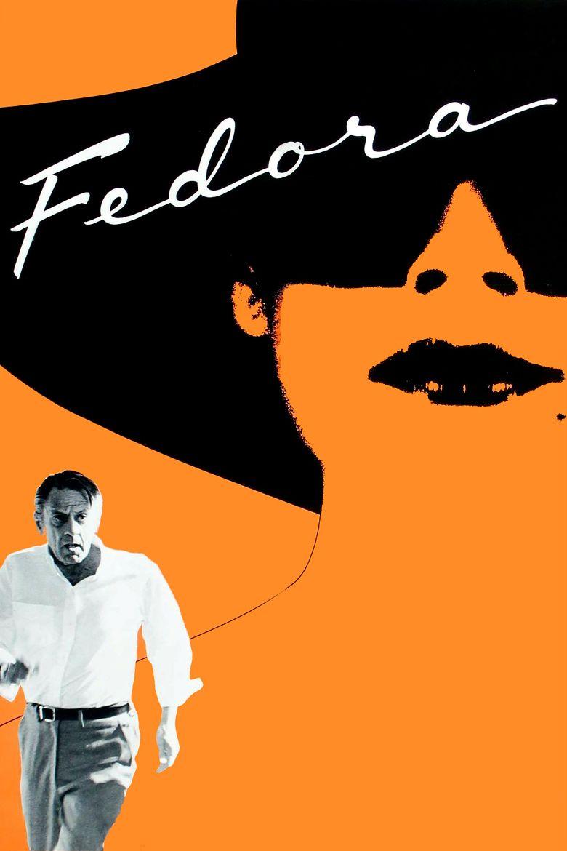 Fedora (film) movie poster