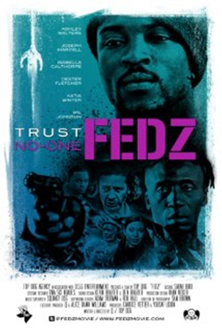 Fedz movie poster