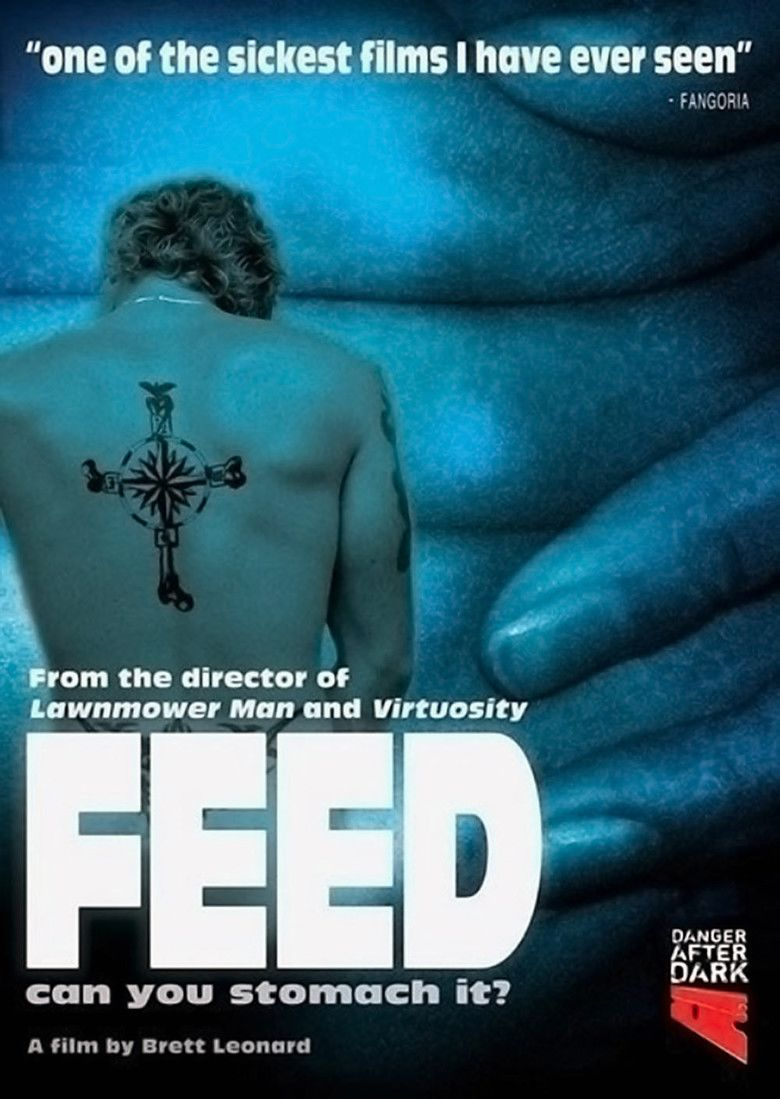 Feed (film) movie poster
