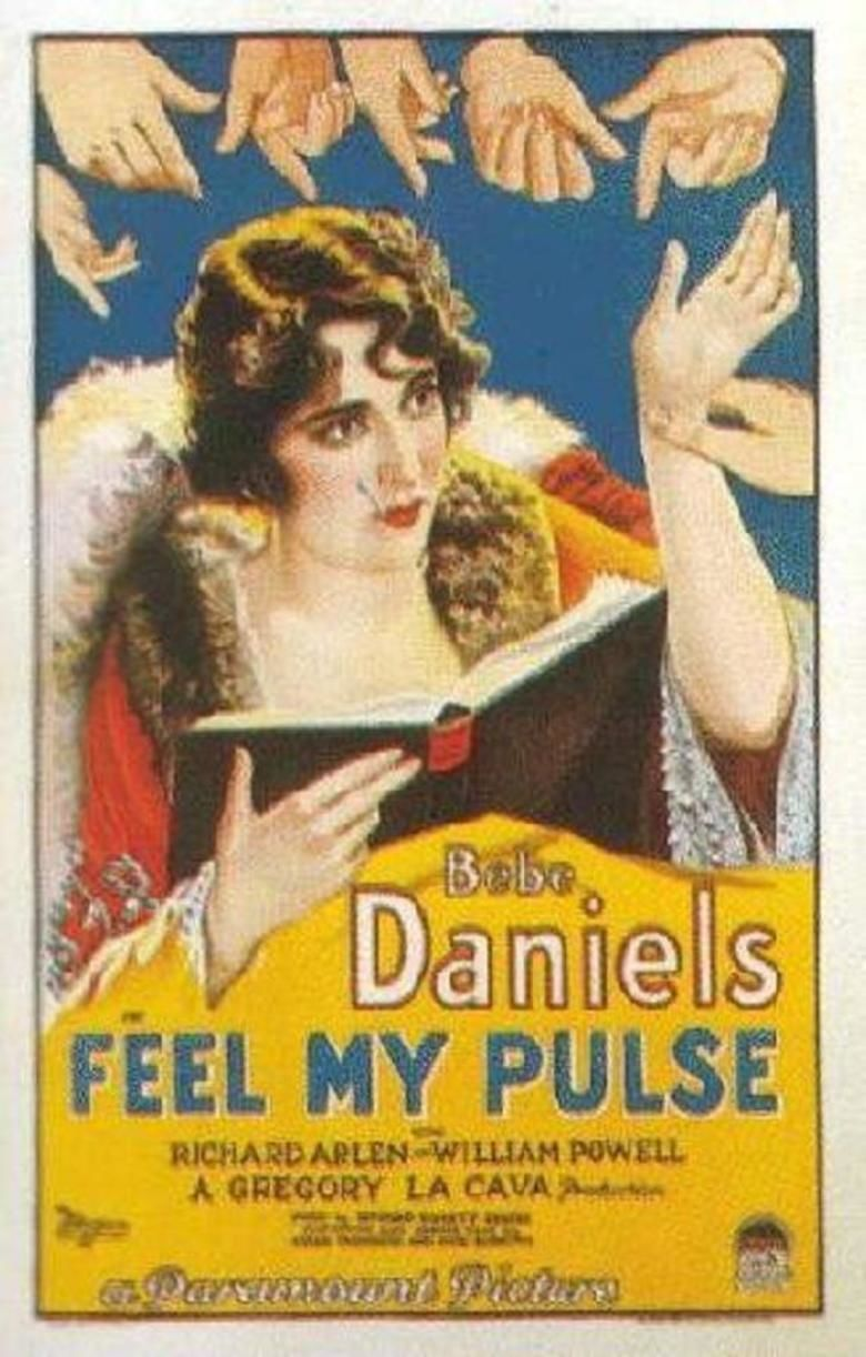 Feel My Pulse movie poster