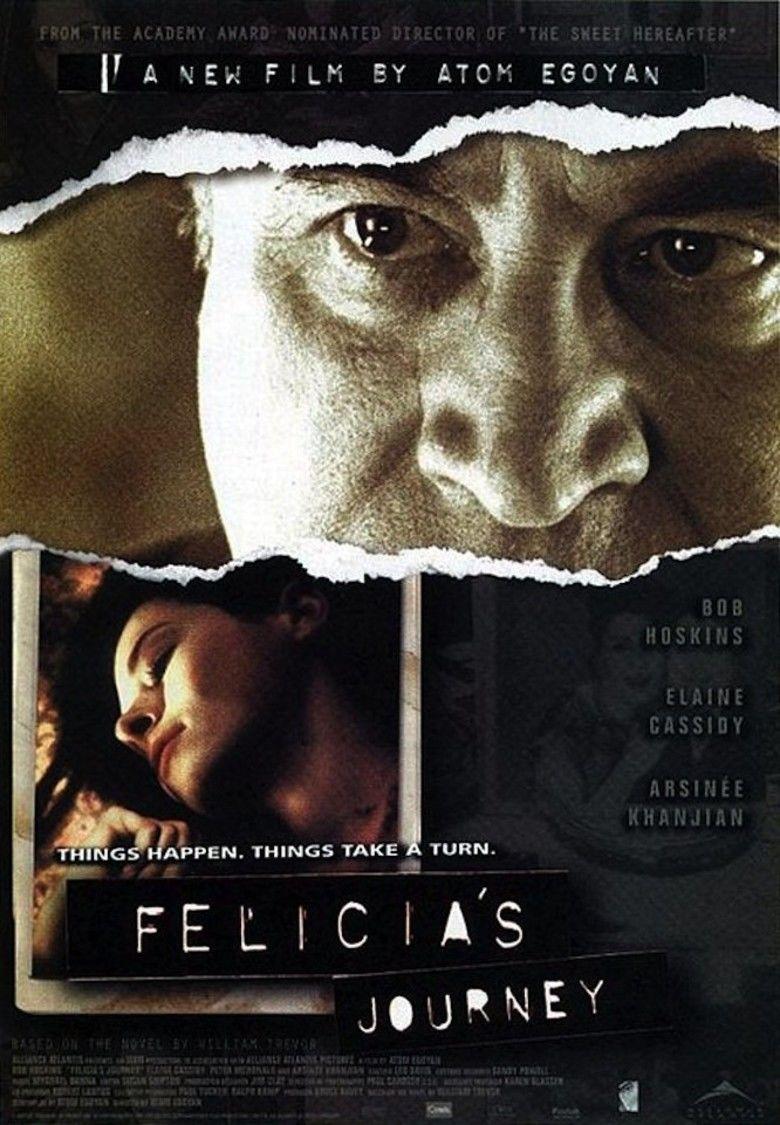 Felicias Journey (film) movie poster