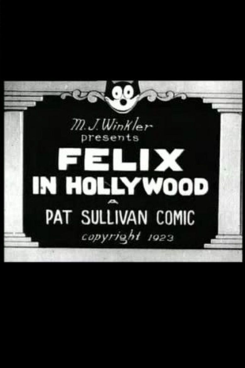 Felix in Hollywood movie poster