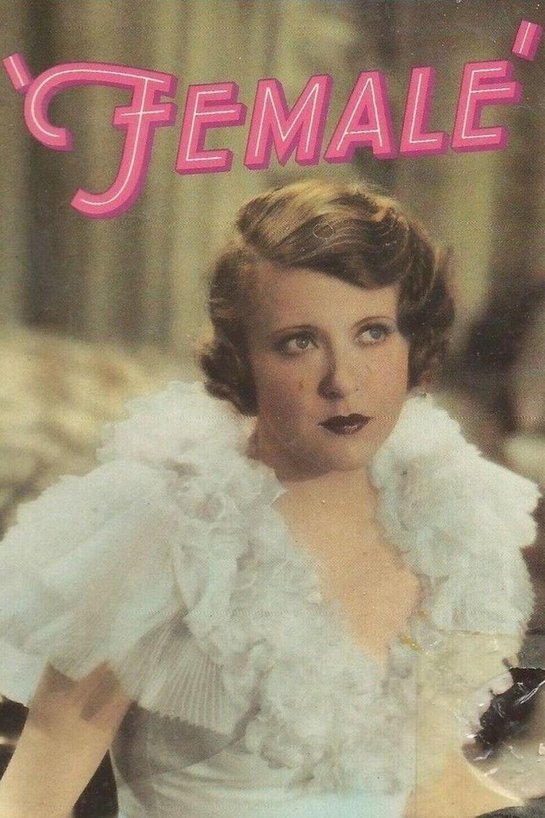 Female (1933 film) movie poster