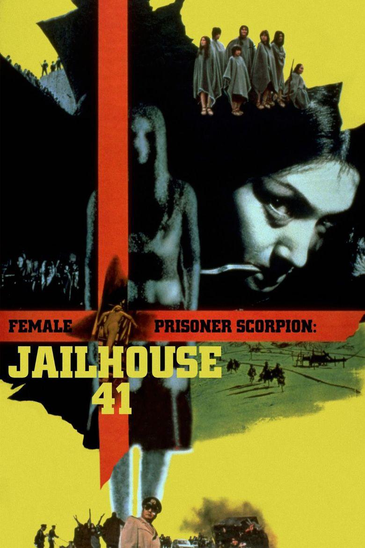 Female Convict Scorpion: Jailhouse 41 movie poster