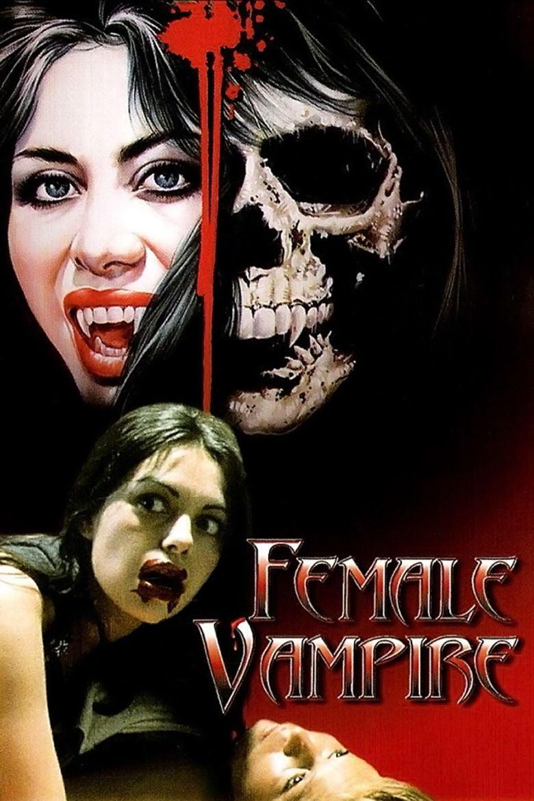 Female Vampire movie poster