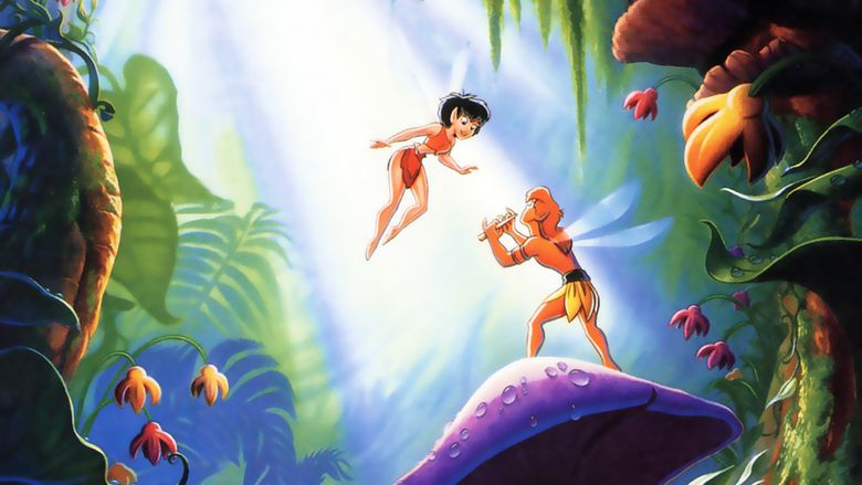 FernGully: The Last Rainforest movie scenes